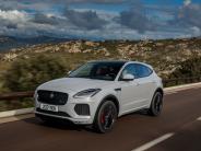 Autotest: Der neue Jaguar E-Pace im ersten Test: Katzenbaby zu verkaufen