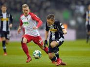 Einzelkritik: Der FC Augsburg läuft Gladbach hinterher