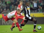 FCA: Der FC Augsburg verliert in Mönchengladbach