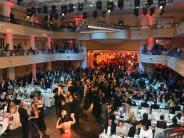 45. Filmball: Filmstars feiern ausgelassen beim Deutschen Filmball