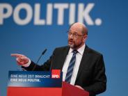 Parteitag: SPD stimmt für Verhandlungen mit Union über Große Koalition