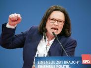 """Regierungsbildung: Stimmen zum SPD-Parteitag: Von """"erleichtert"""" bis """"historischer Fehler"""""""