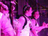 FFC Showabend: Der FFC feiert beim Showabend in Augsburg