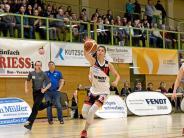 Basketball Damen: Nördlingen: Erster Sieg für Angels