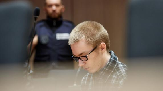 Lebenslange Haft für Marcel H. gefordert