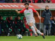 FC Augsburg: Zurück in der Startelf: Jan Morávek kann auch austeilen