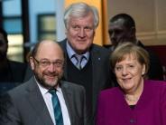 Große Koalition: Wer in der GroKo gesetzt ist und wer nochbangen muss