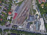 Quiz: 60 Bilder von oben: Wie gut kennen Sie die Region Augsburg?