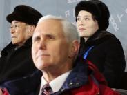 News-Blog: Nordkorea sagt geheimes Treffen mit US-Vize Pence in letzter Minute ab