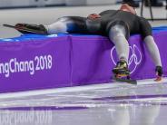 Olympia 2018: Nur Achte: Pechstein verpasst Olympia-Medaille klar