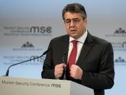 """Sicherheitskonferenz: EU will sich von Trump emanzipieren: """"Bisher nicht weltpolitikfähig"""""""
