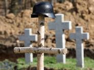 Deutsche Kriegsgräberfürsorge: Kriegsgräberfürsorge sammelt in Bayern fast 2,1 Millionen Euro ein