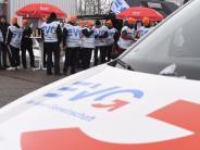 Region Augsburg: Streik sorgte für Bus-Ausfälle in der Region