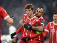 Champions League: 5:0 - Bayern macht bereits im Hinspiel das Viertelfinale klar