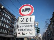 Diesel-Fahrverbot: Umfrage: Deutsche bei Fahrverboten gespalten