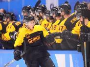 Olympia 2018: Deutschland schafft Eishockey-Sensation: Erstmals Olympia-Halbfinale