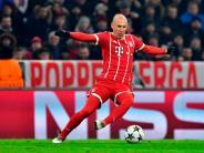 Champions League: Arjen Robben ist beim FC Bayern nur einer unter vielen