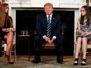 USA: Trump schlägt nach Schulmassaker Waffen für Lehrer vor