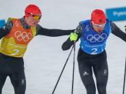 Olympia 2018: Gold für Frenzel, Rydzek und Co: Deutsche Kombinierer holen Sieg