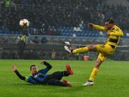 Europa League: Schmelzer schießt Dortmund ins Achtelfinale