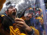 Olympia 2018: Finale! Deutsches Eishockey-Team schlägt Kanada mit 4:3