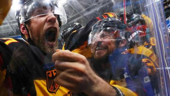Eishockey-Wahnsinn in Pyeongchang: Deutschland nach Schweden-Krimi im Halbfinale