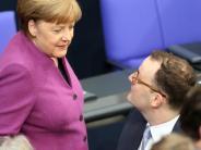 GroKo: Ist Jens Spahn der Mann nach Angela Merkel?