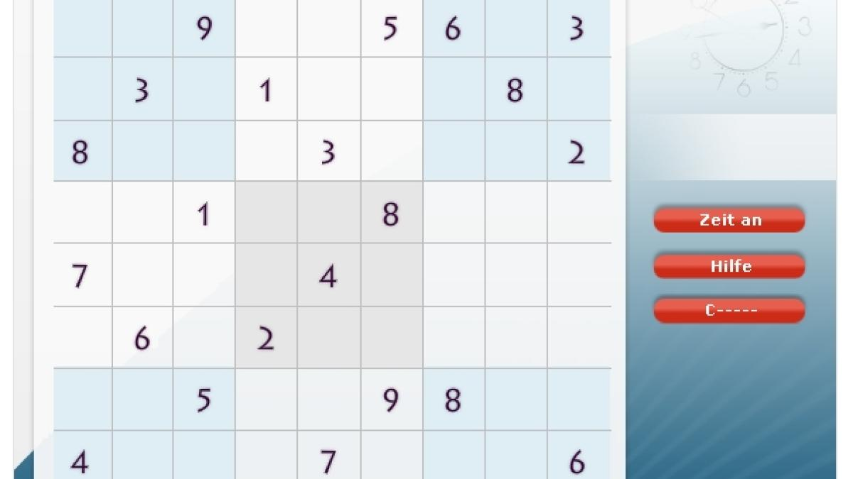 sudoku spiele kostenlos