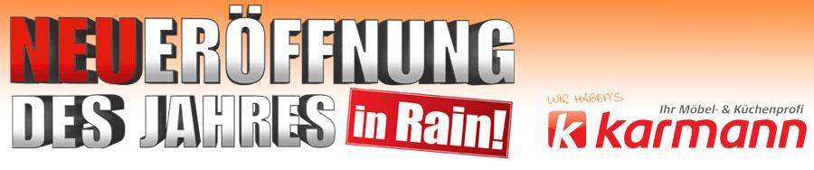 rain hat wieder ein m belhaus m bel karmann unternehmen aus der region augsburger allgemeine. Black Bedroom Furniture Sets. Home Design Ideas