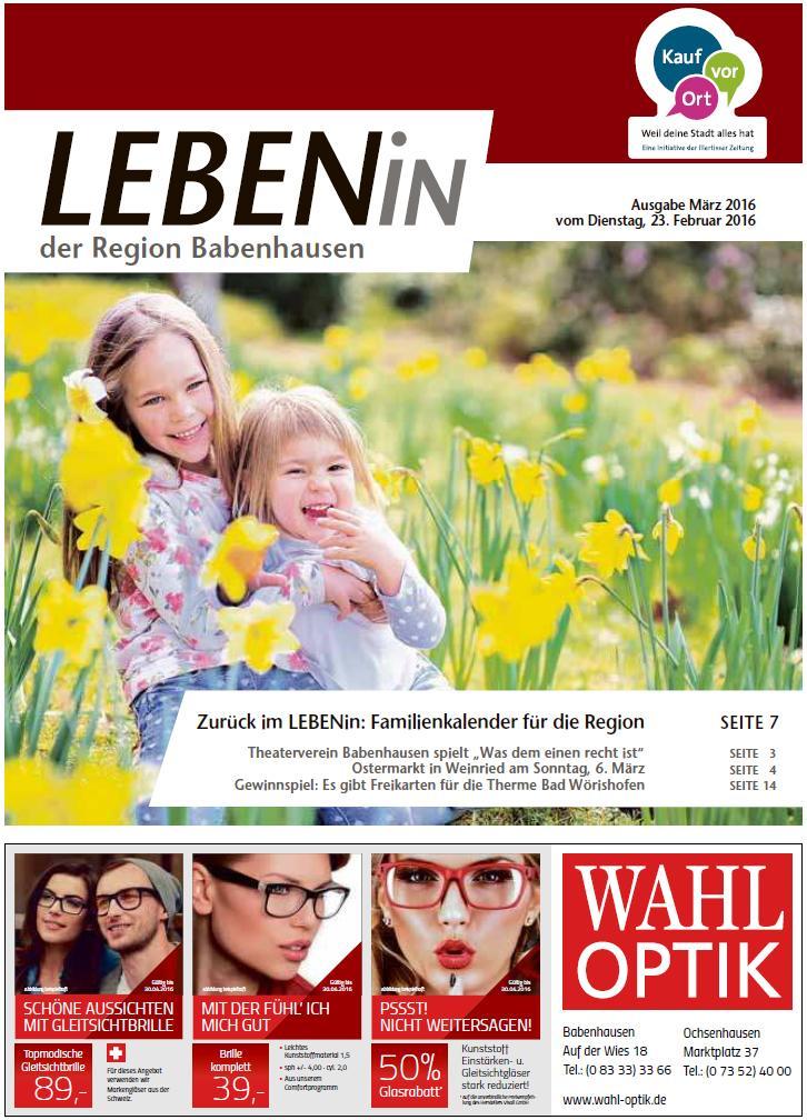 25.02.2016: Leben In: Babenhausen