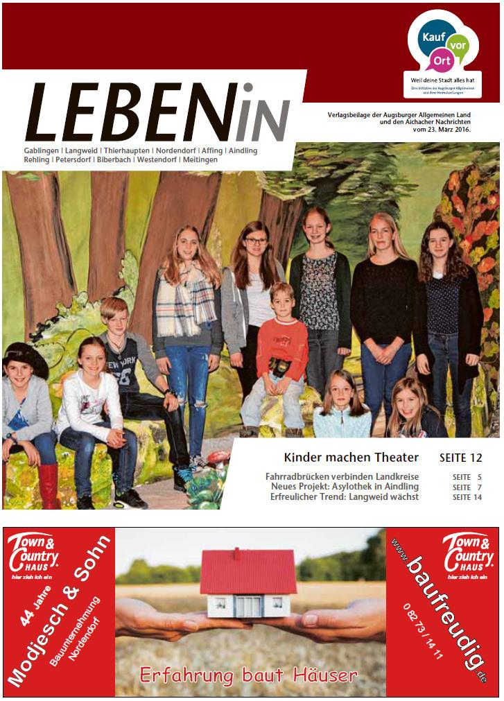 23.03.2016: Leben In: Lechtal