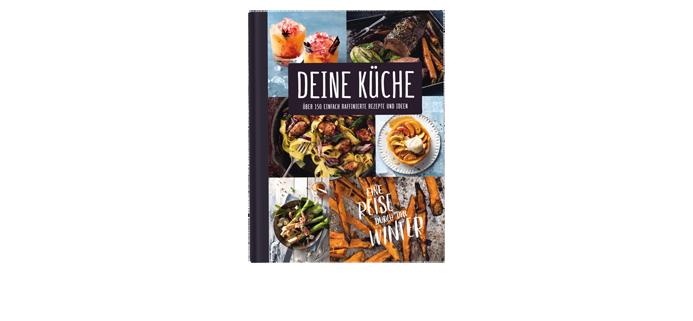 Anzeige: Kulinarische Geschenkidee: Kochbuch mit winterlichen Köstlichkeiten exklusiv bei REWE