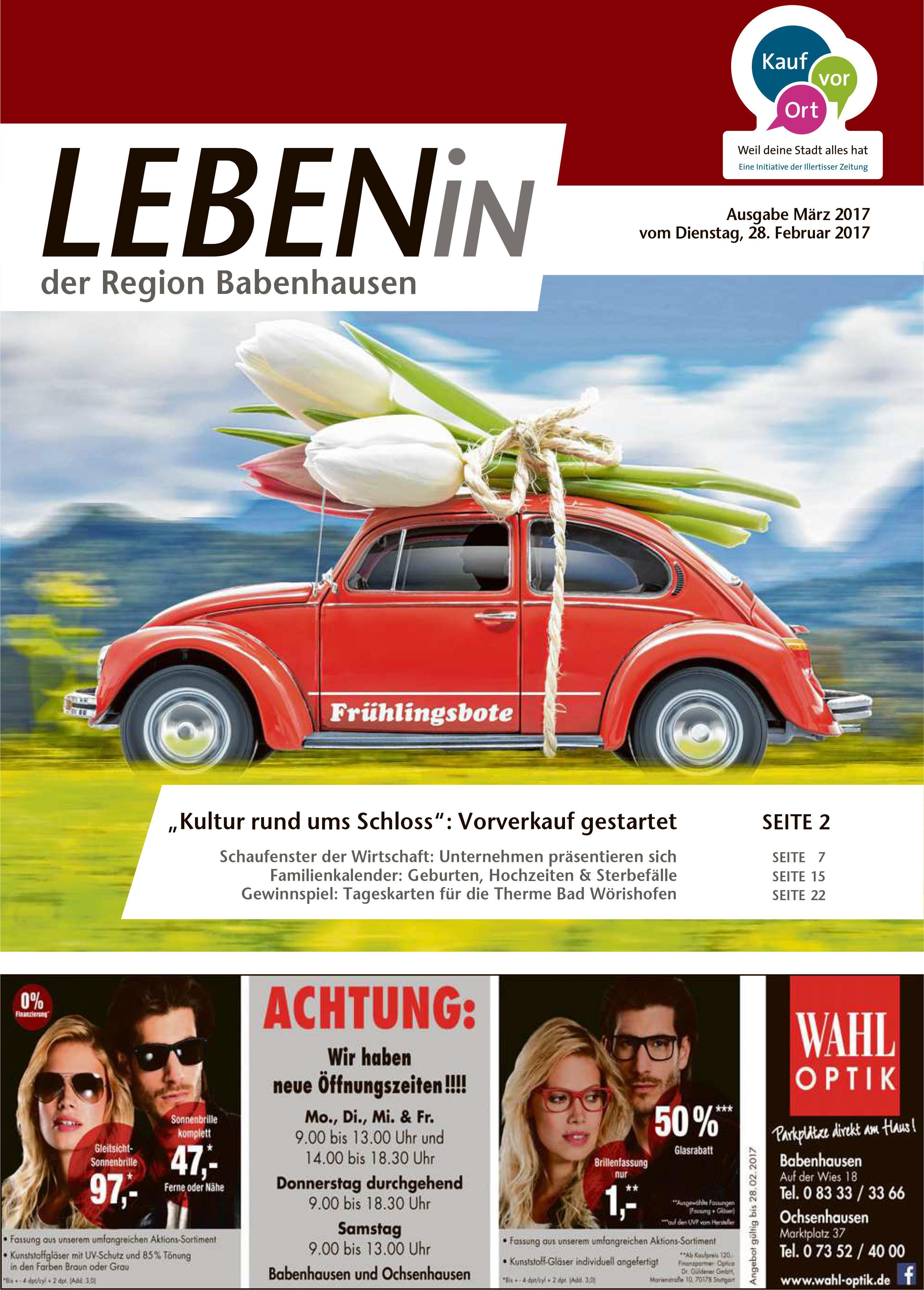 28.02.2017: Leben In: Babenhausen