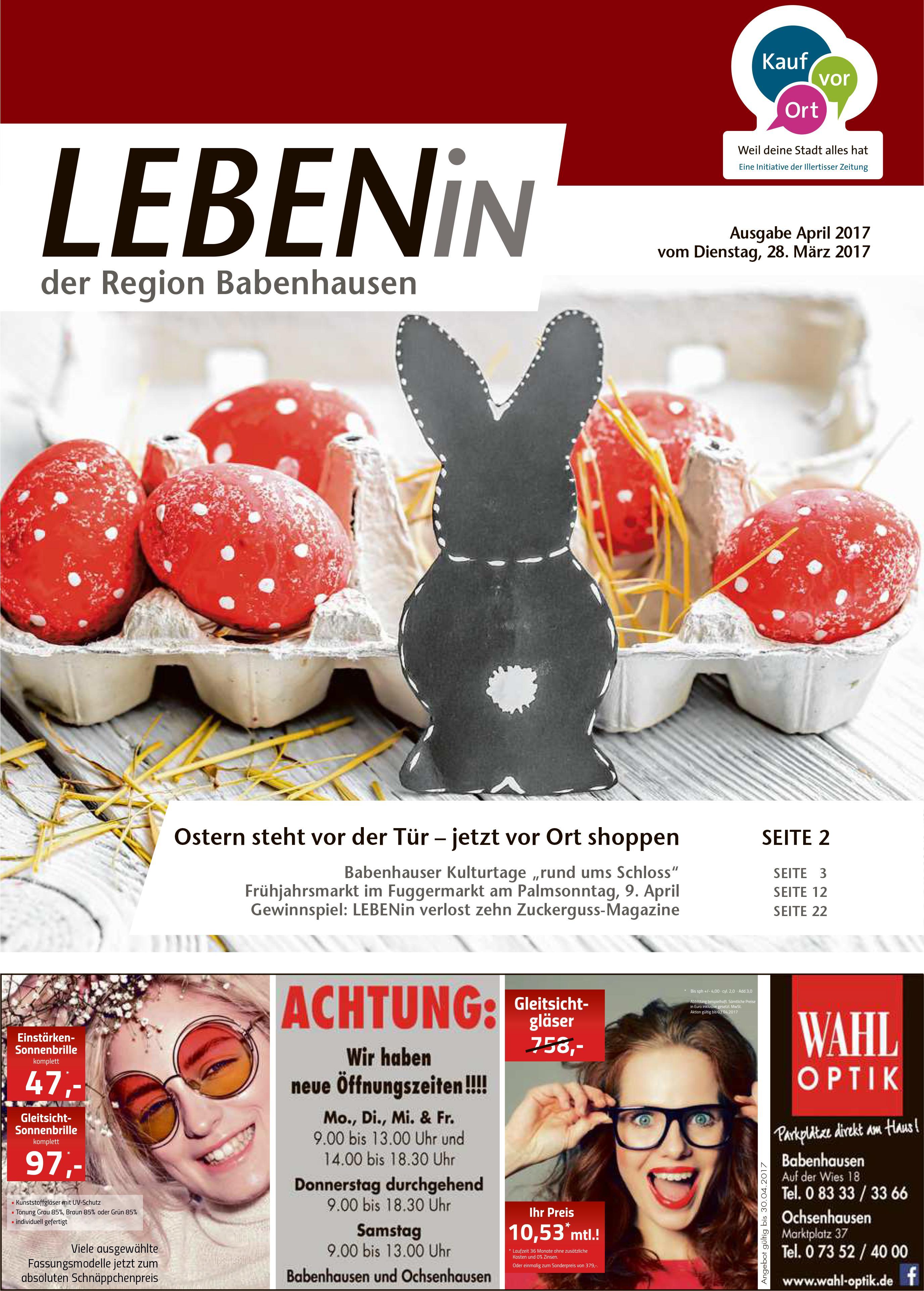 28.03.2017: Leben In: Babenhausen