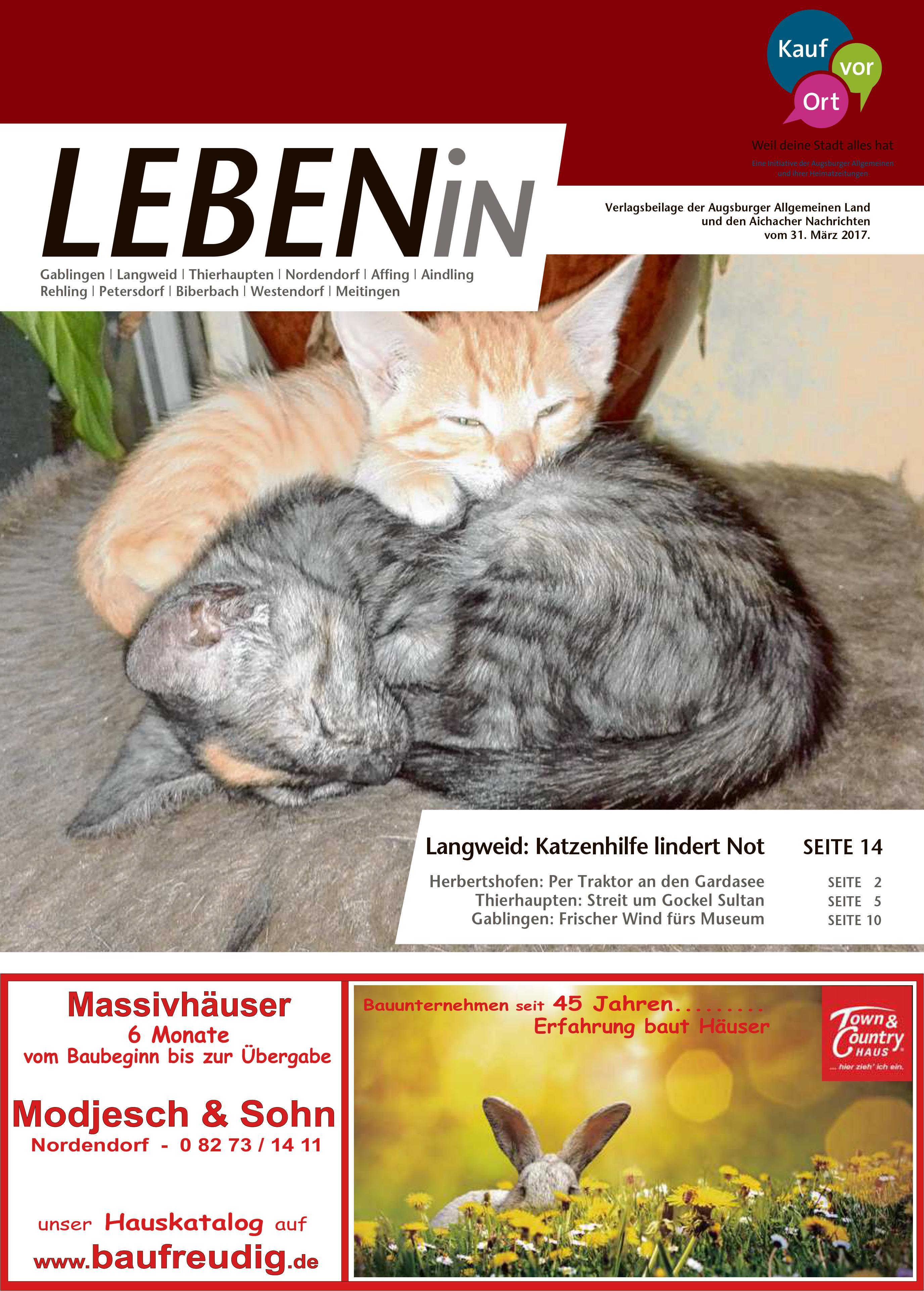 04.04.2017: Leben In: Lechtal