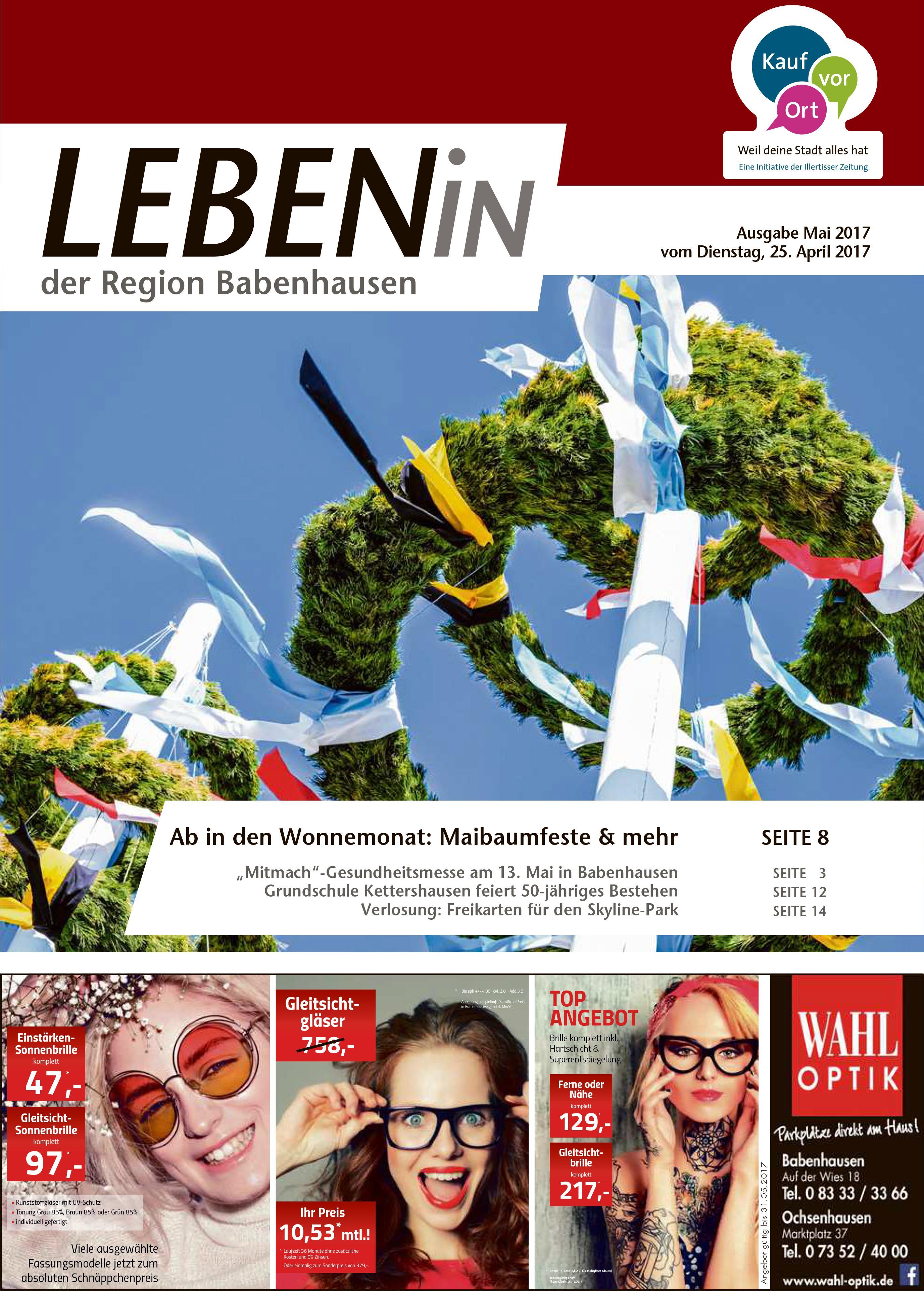 25.04.2017: Leben In: Babenhausen