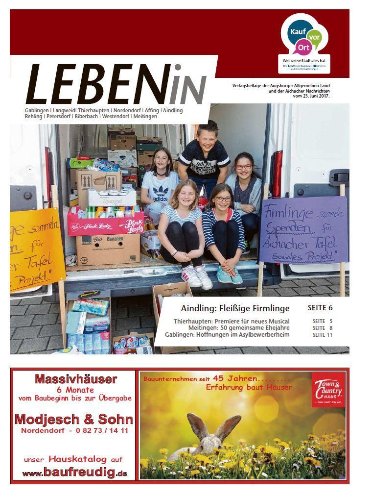 23.06.2017: Leben In: Lechtal
