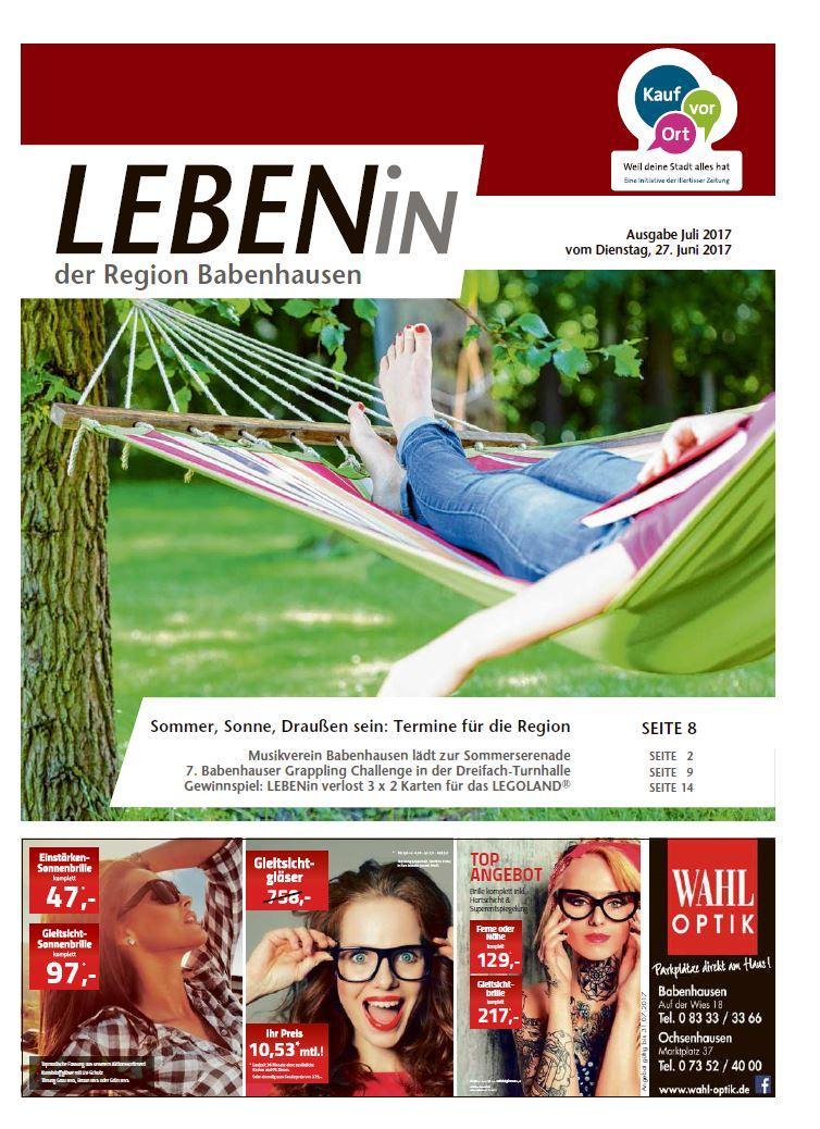 25.07.2017: Leben In: Babenhausen