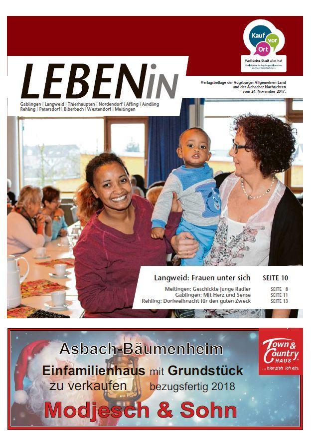 22.11.2017: Leben In: Lechtal