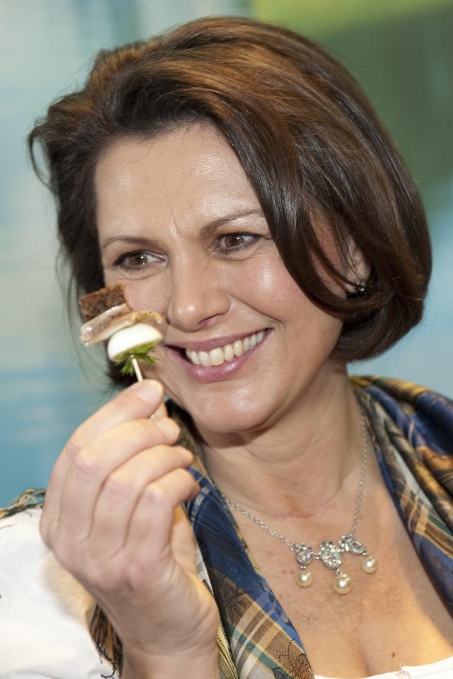 Ilse Aigner will gegen die Lebensmittelverschwendung kämpfen.