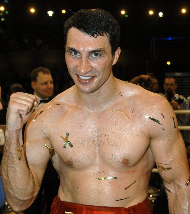 Klitschko Boxstall