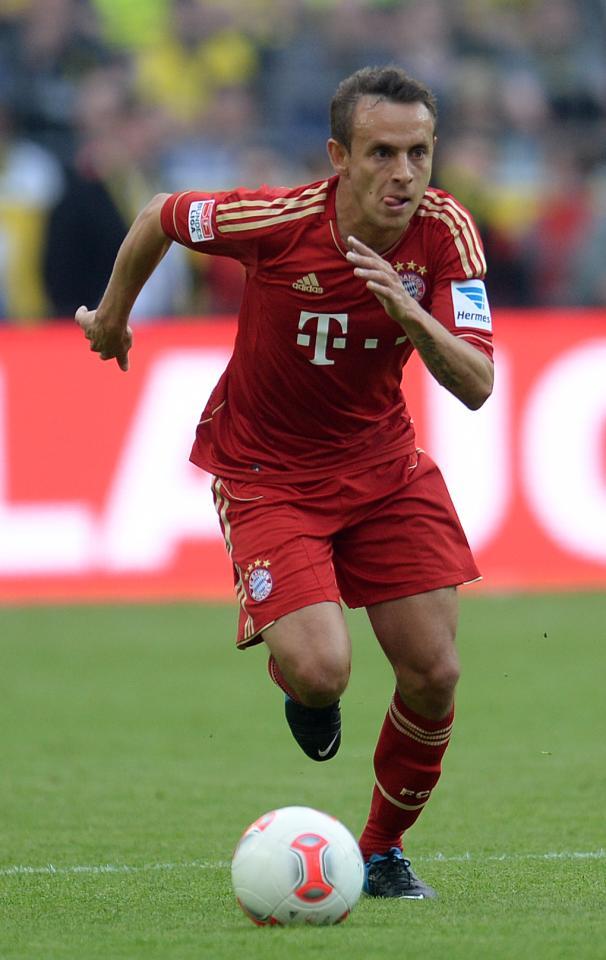 Fc Bayern Rafinha