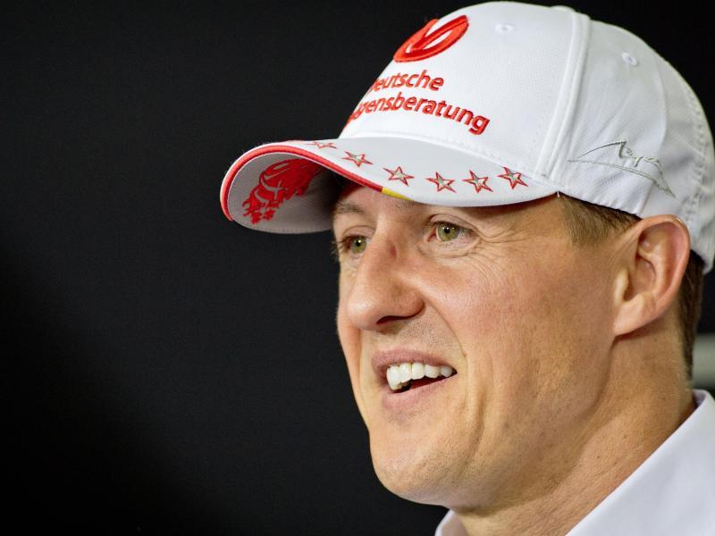 Michael Schumacher Aktuelle Bilder