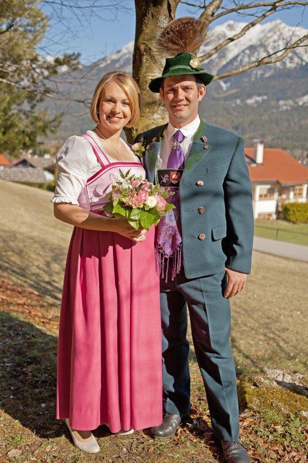 Biathlon-Star: Hochzeit in Wallgau: Magdalena Neuner heiratet ihren ...