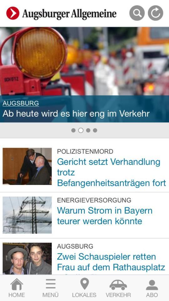Partnersuche augsburger allgemeine