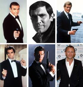 james bond 007 darsteller