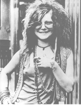 Nackte Bilder von Janis Joplin