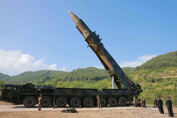 Streit mit Nordkorea: USA schießen mit