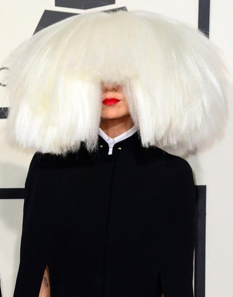 Sia stellt ihre Paparazzi-Nacktfotos ins Netz