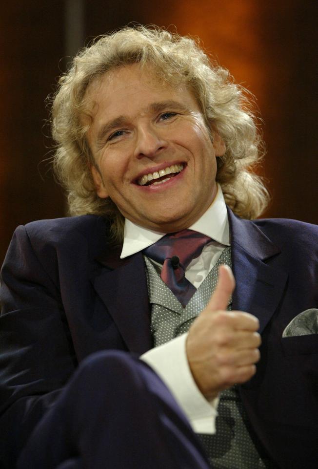 Thomas gottschalk wetten dass wird der nachfolger for Spiegel tv heute abend thema